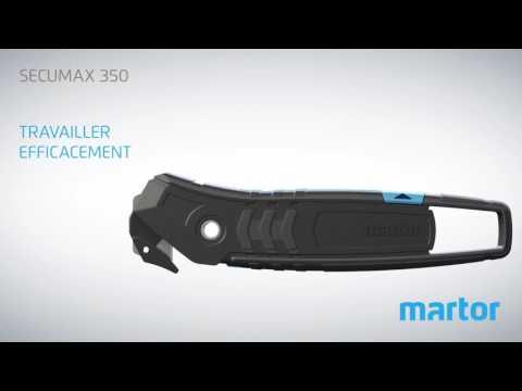 Comment utiliser le Secumax 350?