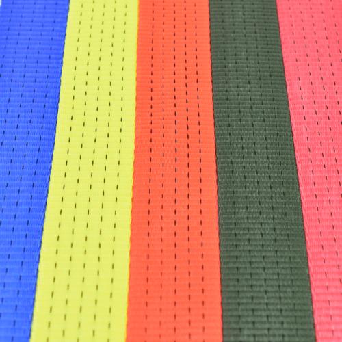 bleu - jaune - orange - kaki - rouge