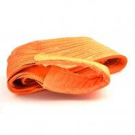 Sangles de levage 10 tonnes, oranges (2 à 12 mètres)