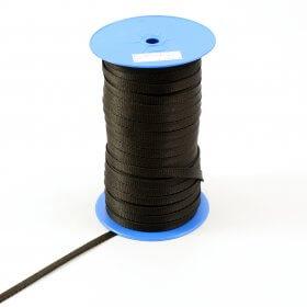 Metaltis bande en polypropylène - noir>