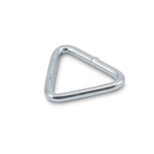 Metaltis crochet triangle plat 50 mm